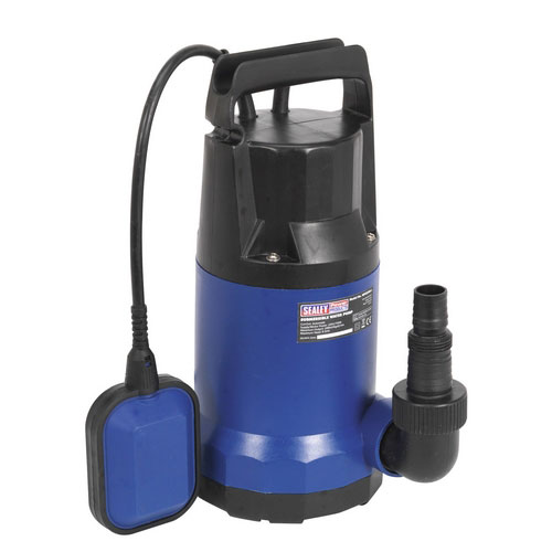 Sealey WPC235A 208ltr/min Automatic Submersible Water Pump 230V