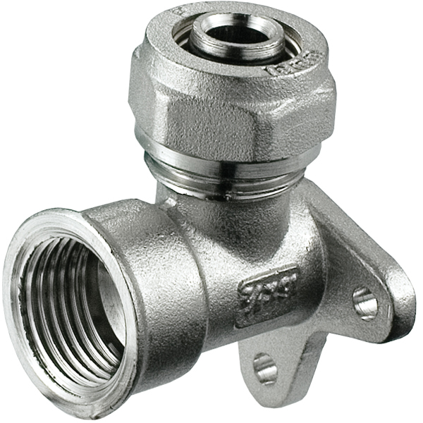 16mm x 1/2 Inch Female PEX Fittings Adapter Wall Mounted