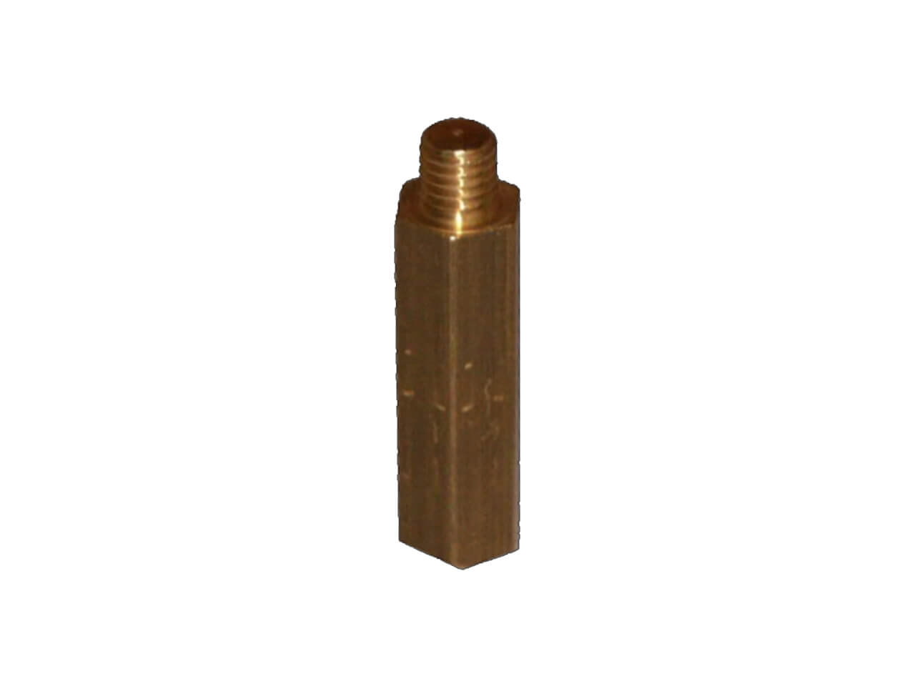 Copper and Zinc Gutter Extension For Downpipe Clip - 4cm