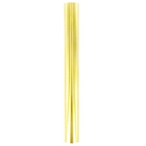 Securit B5605 25mm Brass Plated Tube 5Ft Pack Of 10