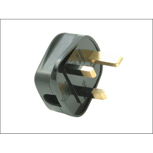 SMJ TW13FP White Fused Plug 13A (Trade Pack 20)