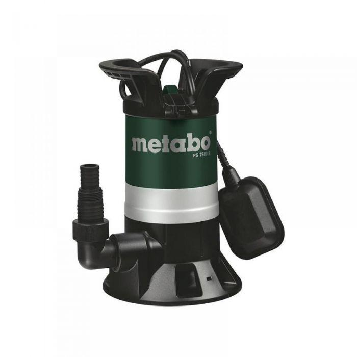 Metabo PS 7500 S 240V Dirty Water Pump With Adjustable Float Switch