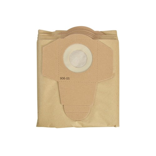 Einhell 2351152 Dust Bags For Vacuums Pack of 5