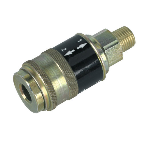 Sealey AC56 Safety Coupling Body Male 1/4inchBSPT