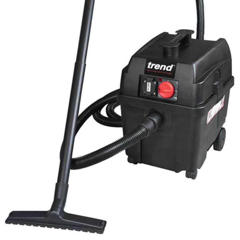 Trend T35A 240v M Class Dust Extractor