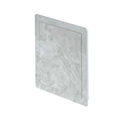 150x200mm Bright Marble Color Access Inspection Door Plastic Panel Hatch