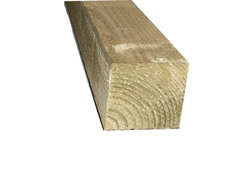 Fence Post | Wood Fence Posts | Gate Post | 75mm x 75mm