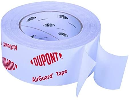 DuPont Airguard Air and Vapour Control Layer Tape 60mm x 25m