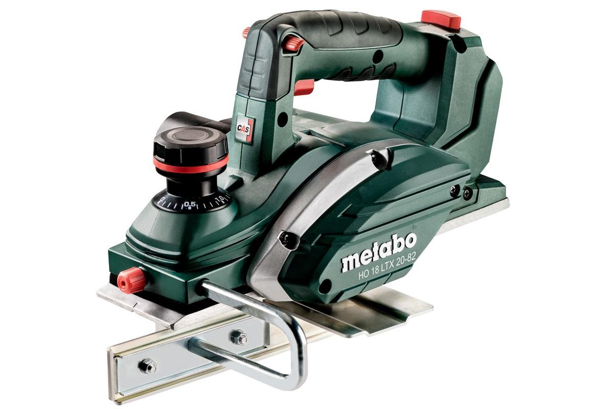 Metabo HO 18 LTX 20-82 Planer Body Only With MetaBOX