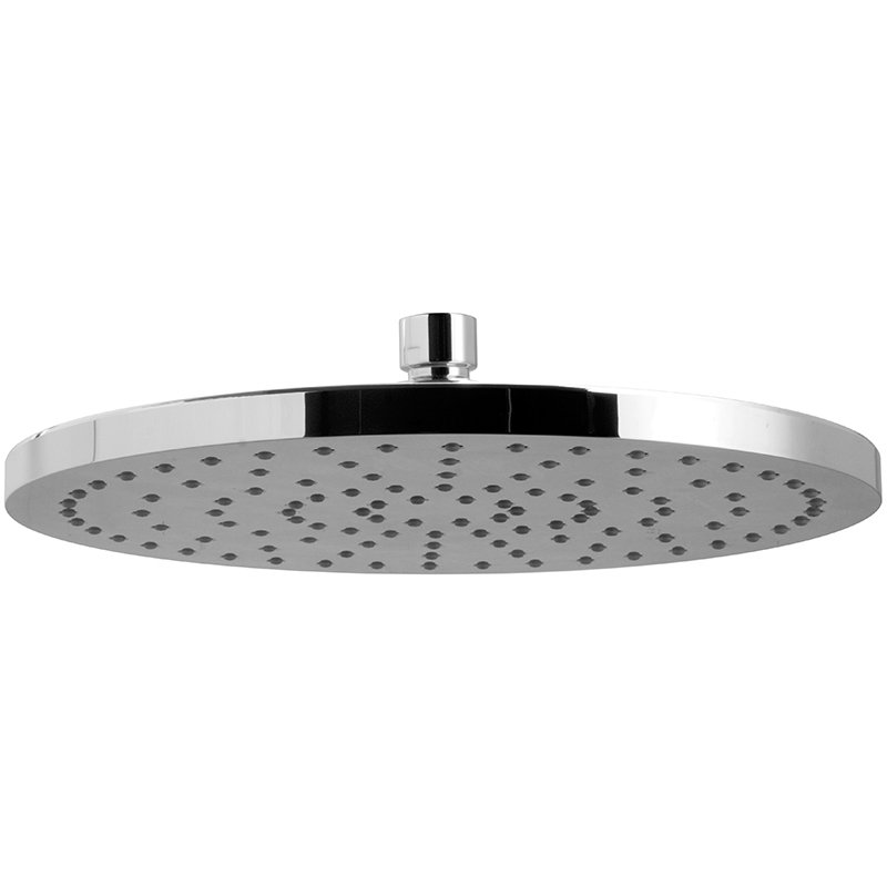 Vado Saturn Single Function Round Fixed Shower Head 220Mm (9