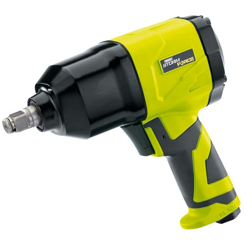 Draper 65017 Storm Force® Air Impact Wrench With Composite Body (1/2inch Square Drive)