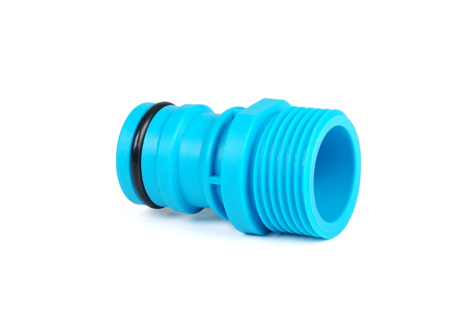 1 Inch Male Tap Connector Quick Connect Heavy Duty Hose System Quickfit
