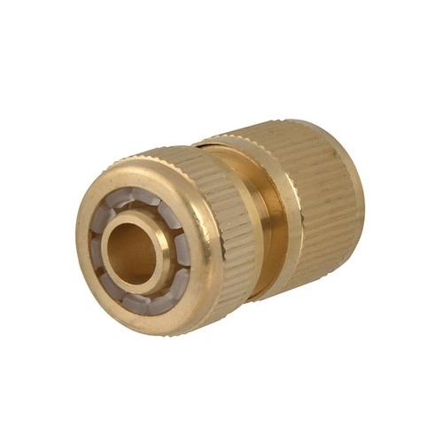 Faithfull FAIHOSEWC Brass Female Water Stop Connector 12.5mm (1/2in)