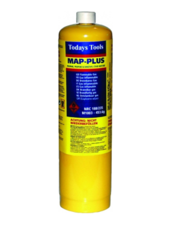 Map Gas 453g Bottle Disposable Gas Cylinder