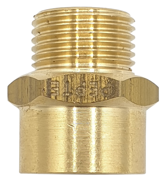 3/8inch BSP Male x NPT Female Connector Thread Joiner Adaptor UK Thread to American
