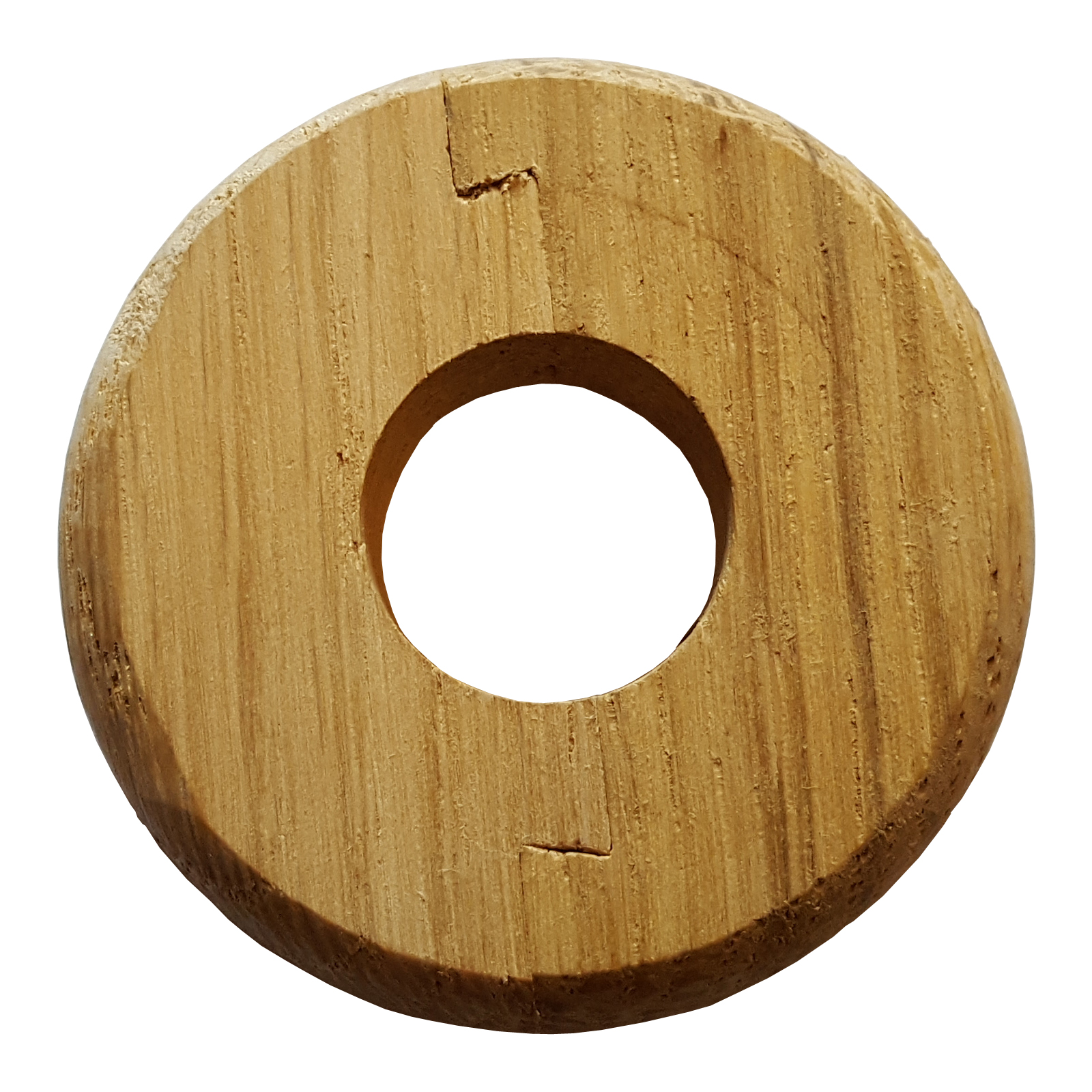 Wooden Rose Timber Collar 15mm Pipe Hole Cover Diameter Small Nice Looking
