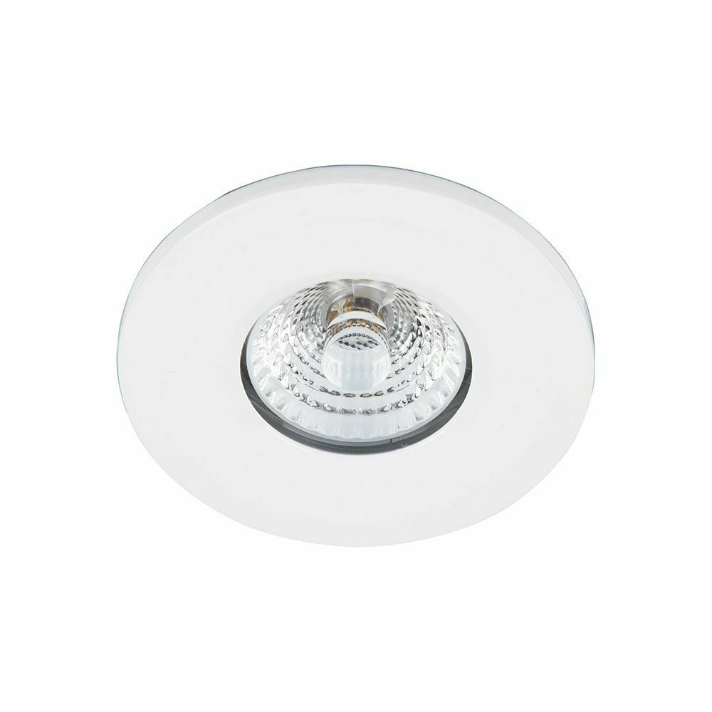 INTEGRATED LED FIRE RATED 4.5 WATT NON-DIMMABLE DOWNLIGHT IP65 5000K WHITE