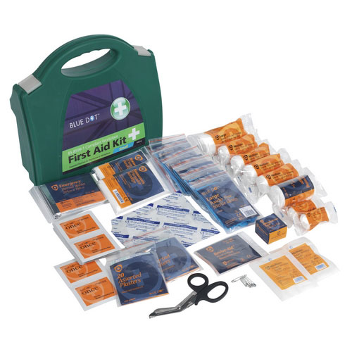 Sealey SFA01S First Aid Travel Kit Small - BS 8599-1 Compliant