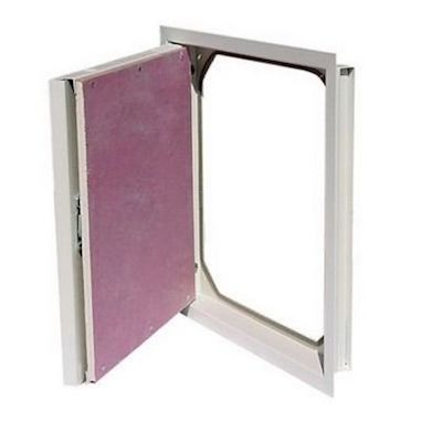 Fire Rated Access Panel Metal Door/ Picture Frame (2 Hour) 300mm x 300mm (0.09m2)