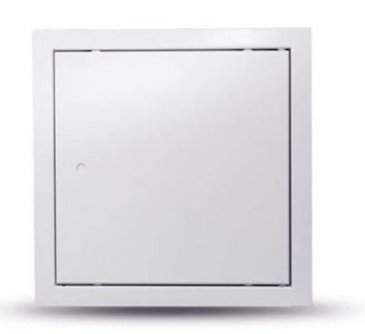 Wall Access Panel Metal Door/Picture Frame 200mm x 200mm (0.04m2)