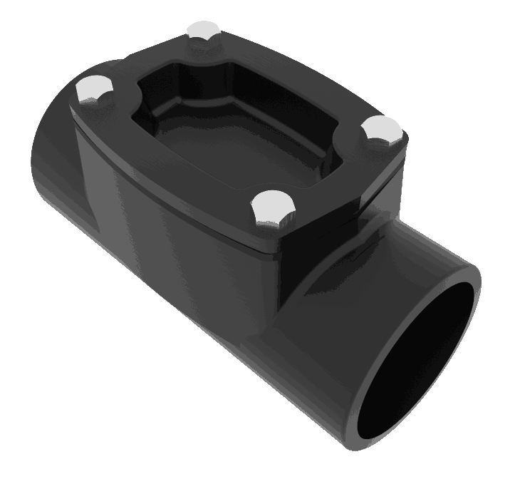 Timesaver TD56 Pipe Access 150mm