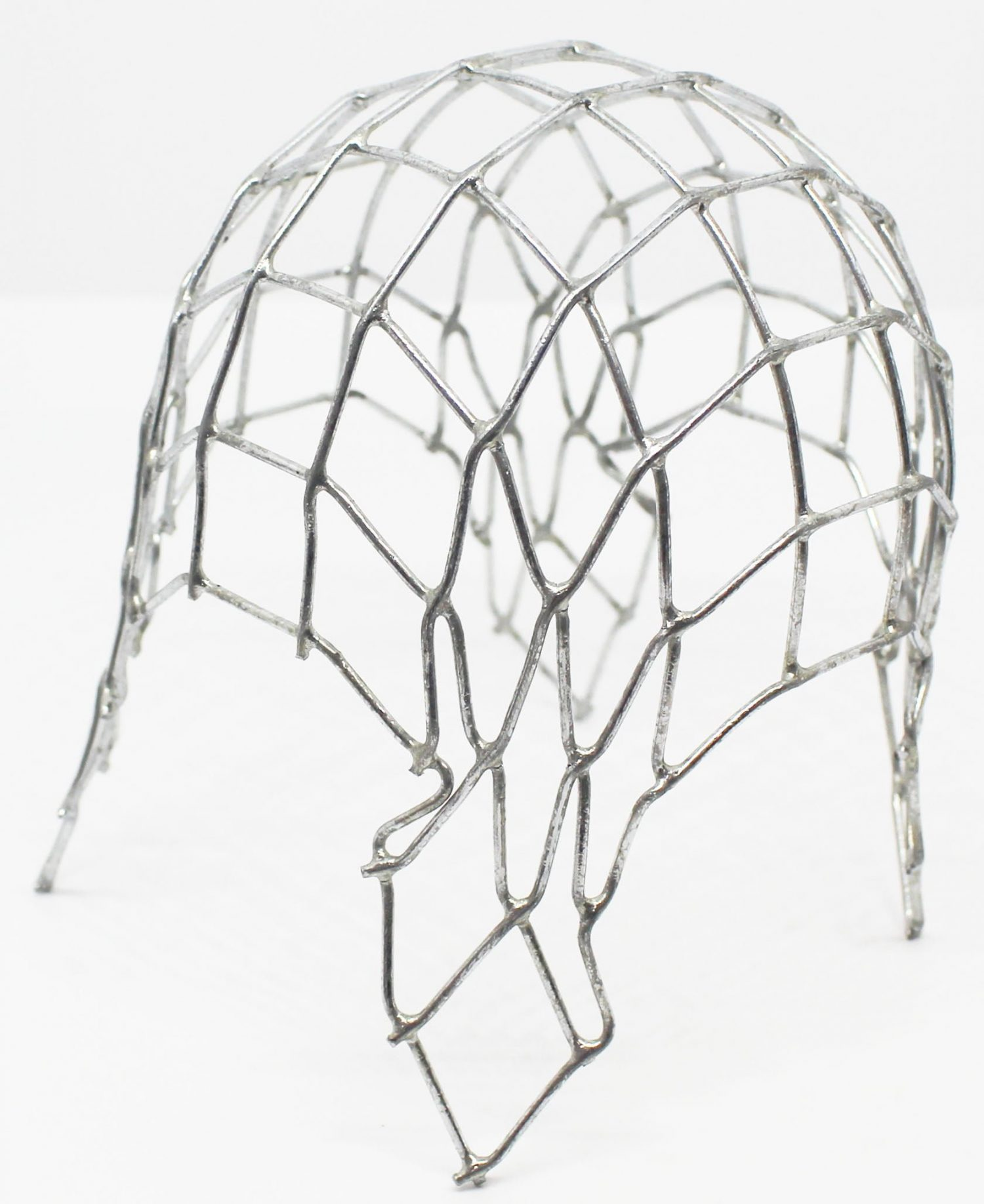 Galvanised Wire Chimney Balloons - 2.5