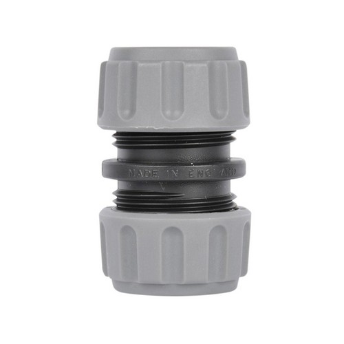 Hozelock 7017 Straight Connector 13mm (Pack 2)