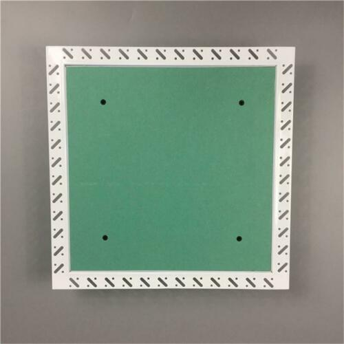 Steel Access Panel Beaded Frame with Plaster Board 400 x 400