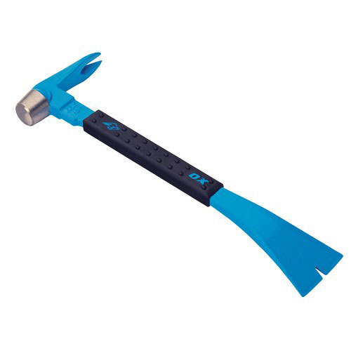OX P083110 Pro Claw Moulding Bar With Hammer Head 10inch 250mm