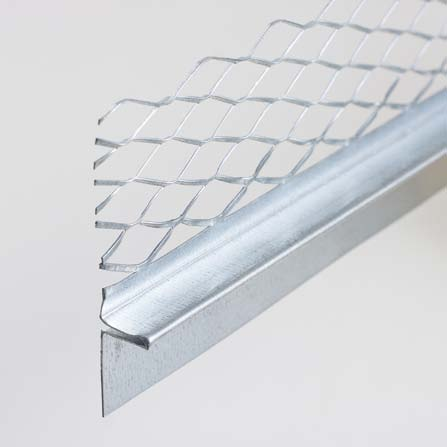 Steel Architrave Feature Bead 3000mm