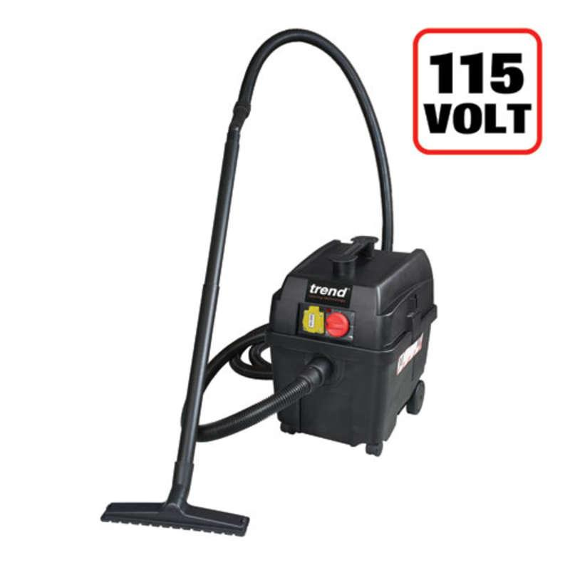 Trend T35AL 110v M Class Dust Extractor