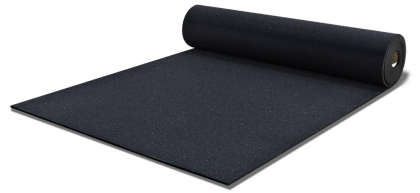 IsoRubber Base 6mm Sound Insulation System (10000mm x 1000mm) 10m2
