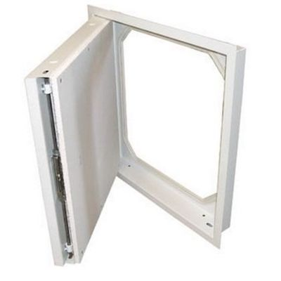 Airtight Access Panel Metal Door/Picture Frame 450mm x 450mm (0.2m2)