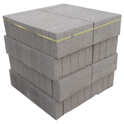 100mm Solid Dense Concrete Blocks 7N NORTH PRICES ONLY (Breeze 100mm 7.3N alternative)