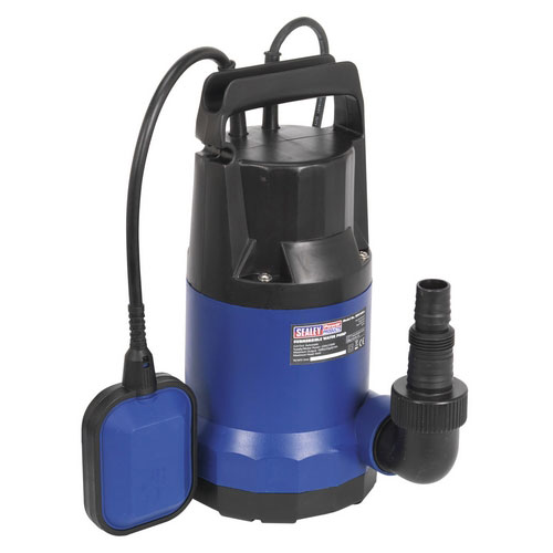 Sealey WPC100A 100ltr/min Automatic Submersible Water Pump
