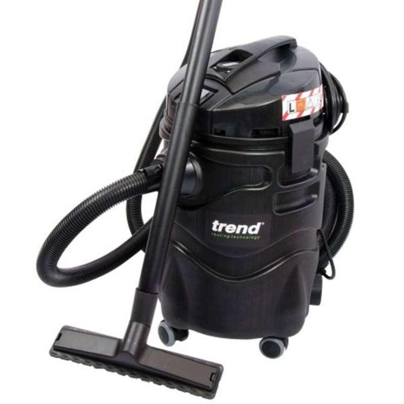 Trend T31A Wet & Dry Vacuum Extractor 1400 Watts 240v