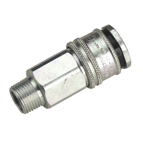 Sealey AC32 Coupling Body Male 3/8inchBSPT