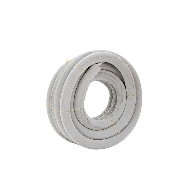 Perforated Filter Drain Pre Wrapped - 100mm (O.D.) x 50mtr Coil