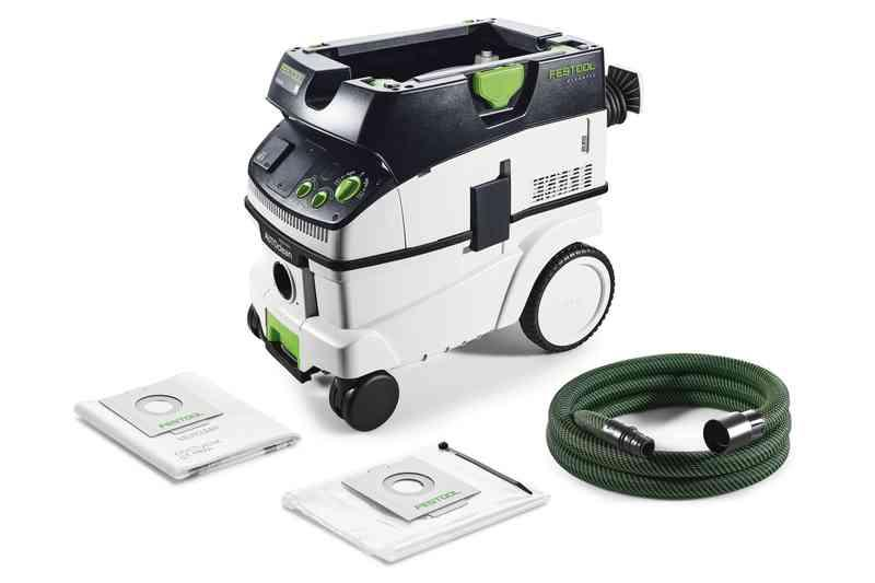 Festool Mobile Dust Extractor CLEANTEC CTL26EAC 240v L Class