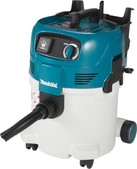 Makita VC3012M M Class Wet & Dry Dust Extractor 110v