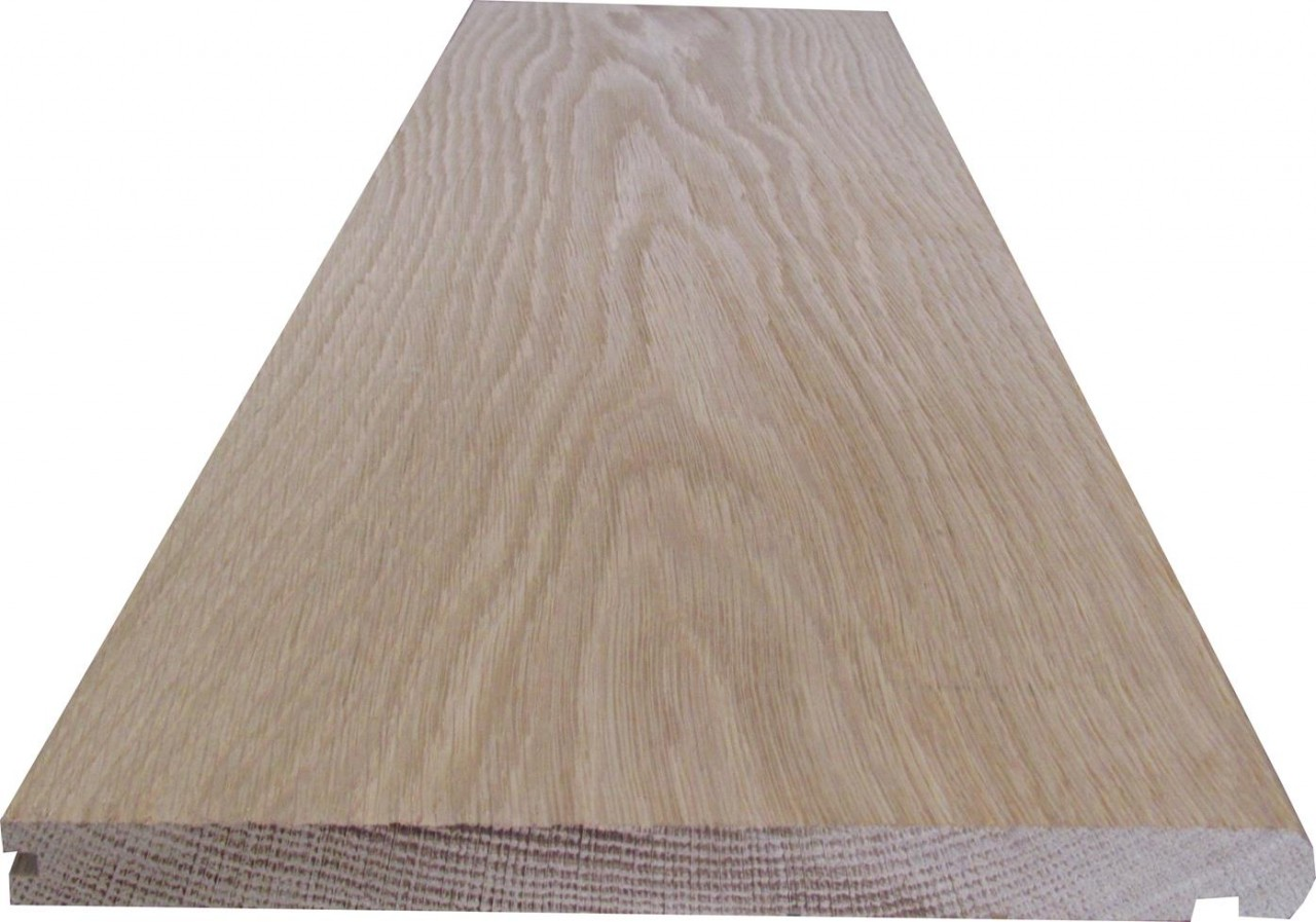 Solid Oak Stair Cladding Treads