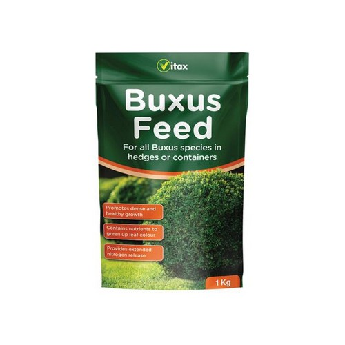 Vitax 6BF1 Buxus Feed 1kg Pouch