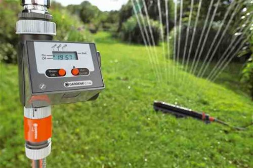 Gardena Water Irrigation Timer C 14 E For Automatic Garden Irrigation System