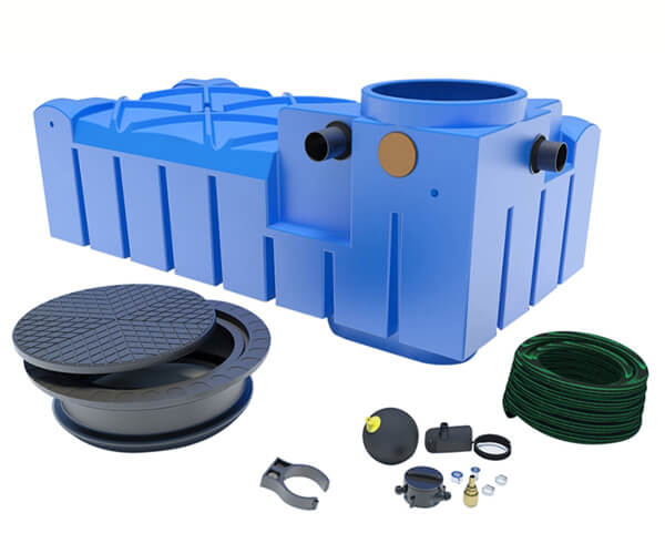 Stormsaver Package - 7000L