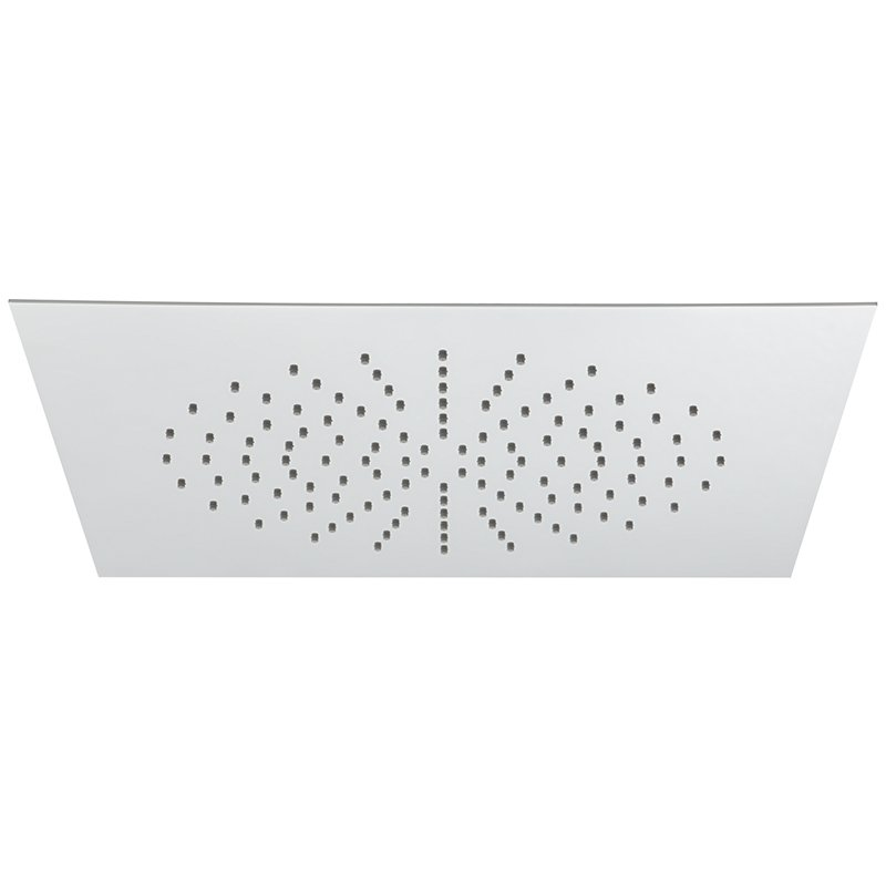Vado Sky 350Mm Square Ceiling Mounted Shower Head - Sky-Sq35-Cp