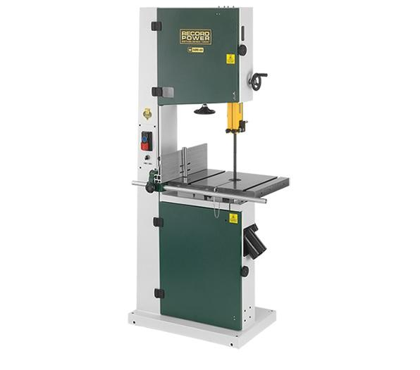 Record Power 68000 Sabre 450 18inch Bandsaw