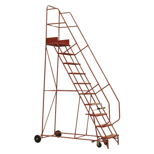 Sealey MSS04 4-Tread Mobile Safety Steps