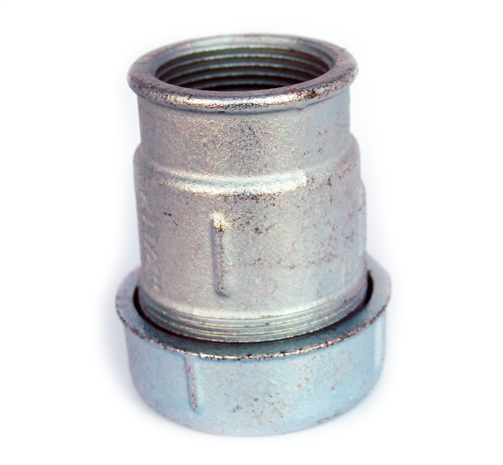 3/4 Inch x 25mm Pipe Compression Joint Fittings Female Thread Connector Union