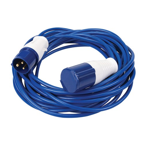 Silverline 981201 Extension Lead 16A 240V 14m