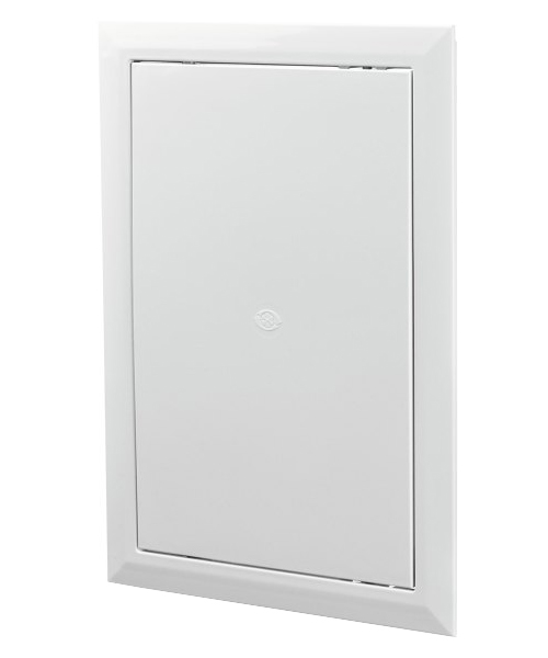 100x100mm Durable Inspection Panel Access Door White Wall Hatch ABS Plastic